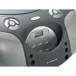 IMAGEM 2: R�DIO PORT�TIL PHILCO PB120N - FM - CD - MP3 - USB - 10W RMS