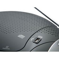 IMAGEM 6: R�DIO PORT�TIL PHILCO PB120N - FM - CD - MP3 - USB - 10W RMS